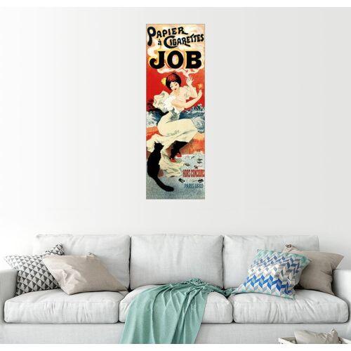 Posterlounge Wandbild, Job Zigarettenpapier