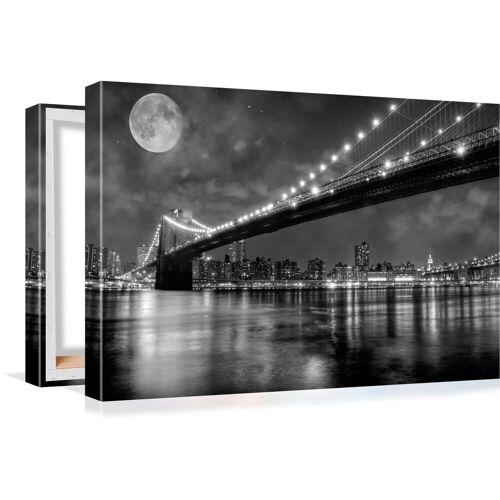 Conni Oberkircher´s Bild »Big City 6 - Full Moon«