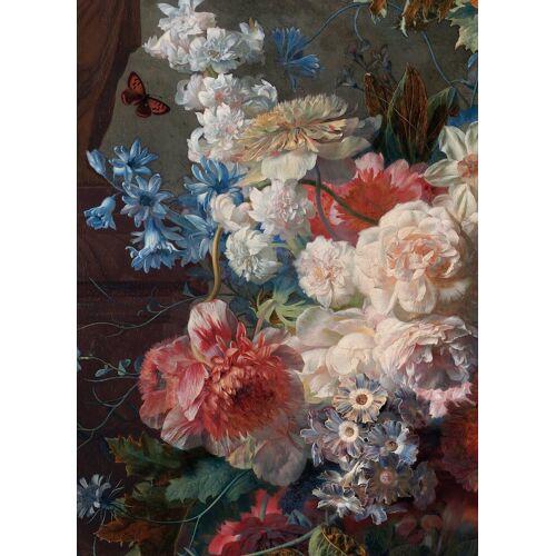ART for the home Leinwand »Blumen Pastell«, 70x100 cm, bunt
