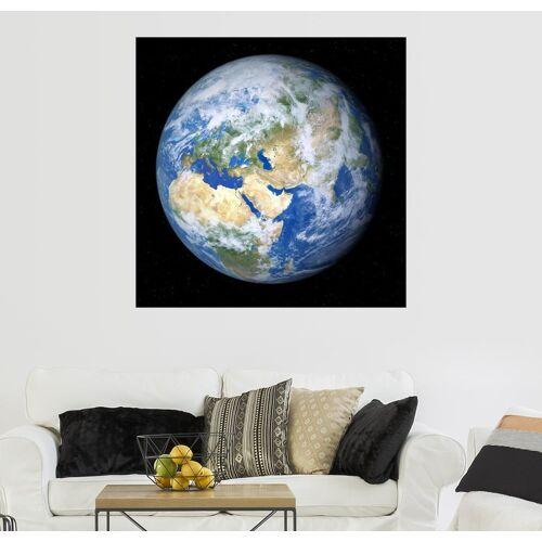 Posterlounge Wandbild, Erde aus dem Weltall