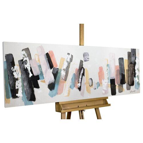 KUNSTLOFT Gemälde »Individualismus«, handgemaltes Bild auf Leinwand