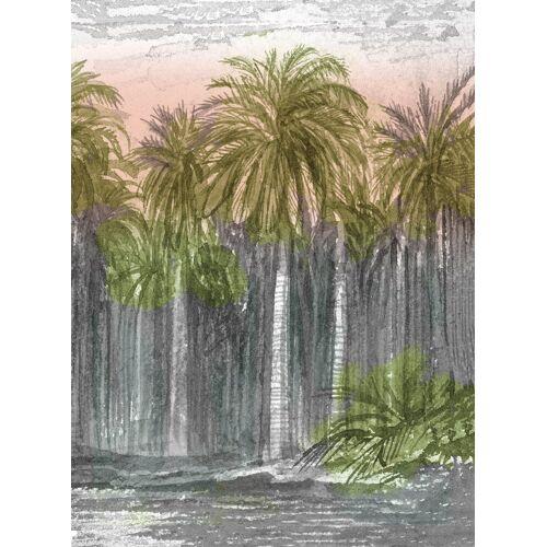 ART for the home Leinwandbild »Palmendschungel«, Pflanzen