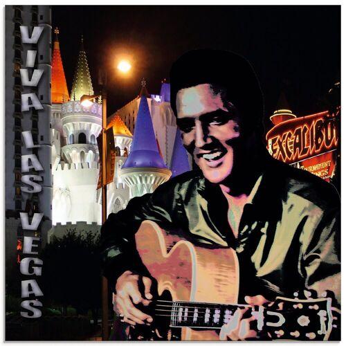Artland Glasbild »Elvis Presley«, (1 Stück)