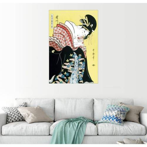Posterlounge Wandbild, Takigawa vom Teehaus