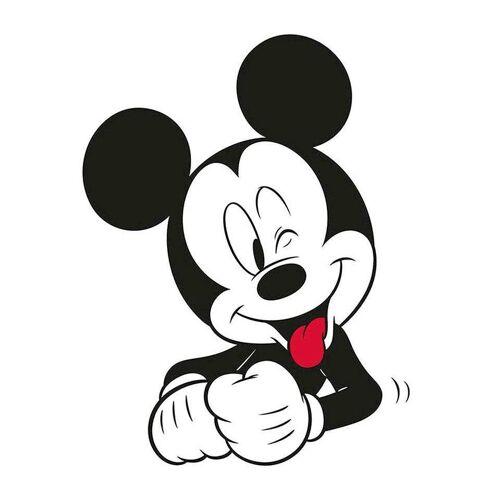 Komar XXL Poster »Mickey Mouse Funny«, grün