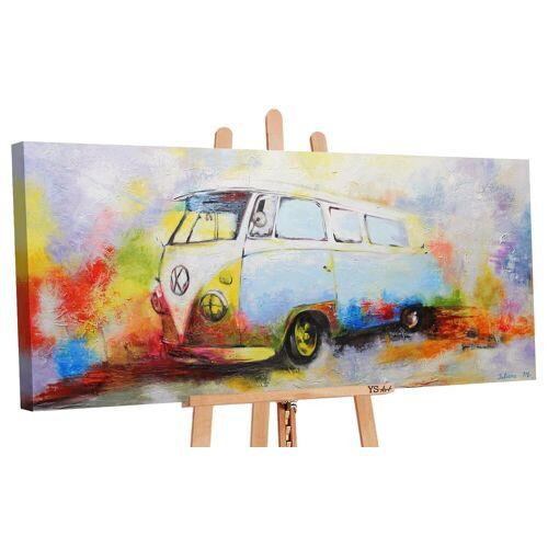 ART YS-Art Gemälde »Nostalgie 068«