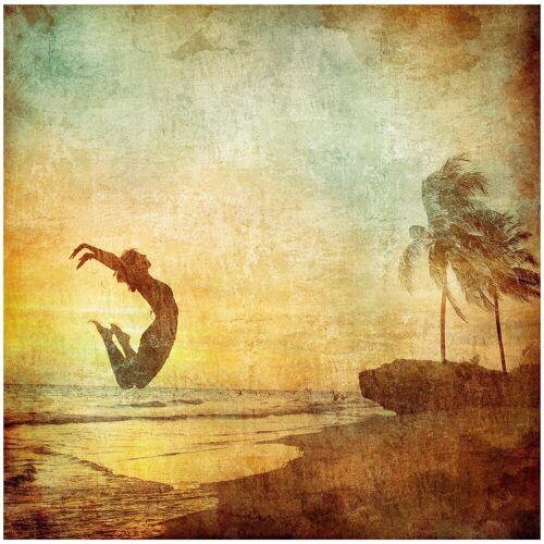 ART & Pleasure Acrylglasbild »Free mind«, aus Acrylglas, bunt