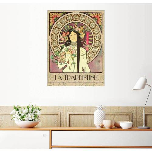 Posterlounge Wandbild, La Trappistine