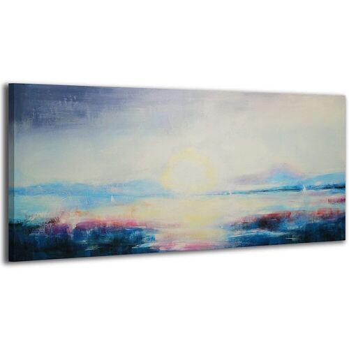 ART YS-Art Gemälde »Meeresfantasie 035«