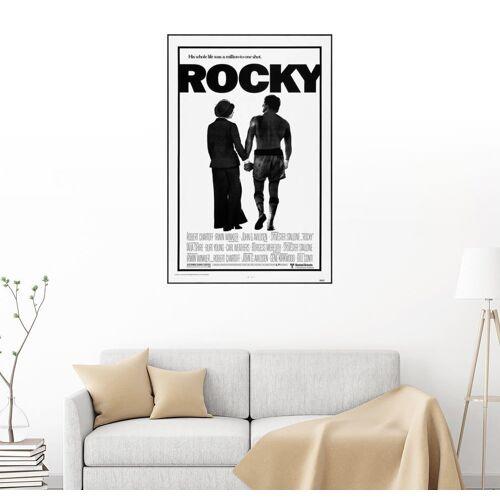 Posterlounge Wandbild, Rocky