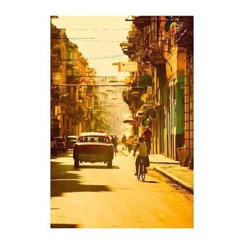 Komar XXL Poster »Cuba Streets«, bunt