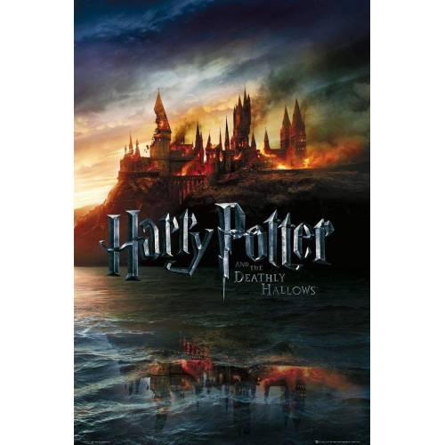"""GB eye Poster »Harry Potter – """"Harry Potter and the Deathly Hallows (7)"""" Teaser – Maxi Poster«"""