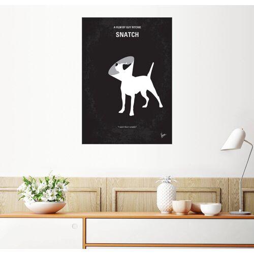 Posterlounge Wandbild, Premium-Poster Snatch