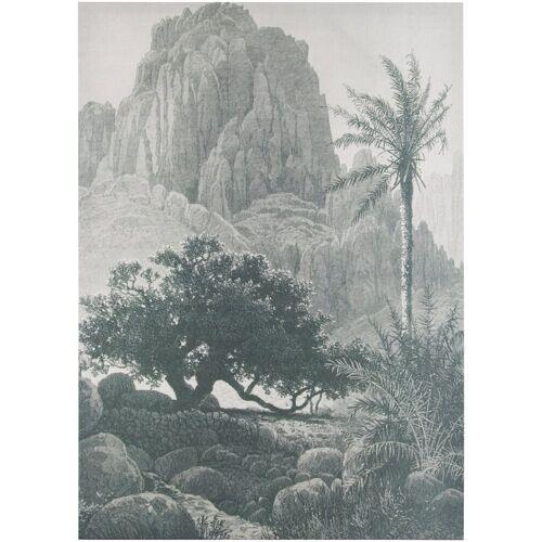 ART for the home Leinwandbild »Landschaft in schwarz/weiß«, Natur