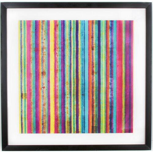 ART for the home Bilderrahmen »Neon Streifen«, (1 Stück)