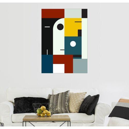 Posterlounge Wandbild, Bauhaus Zeit