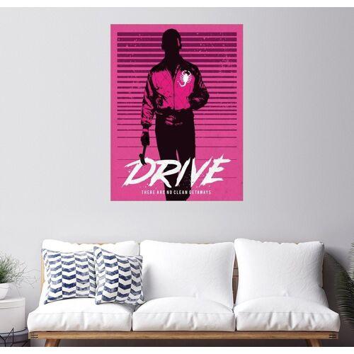 Posterlounge Wandbild, Premium-Poster Drive (Englisch)