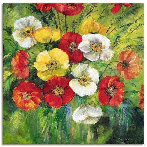 Artland Wandbild »Bunter Blumenstrauß«, Blumen (1 Stück)