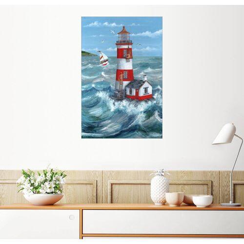 Posterlounge Wandbild, Fensterputzer