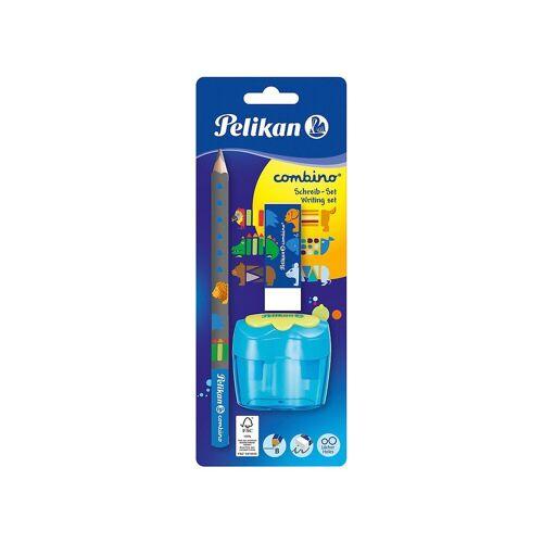 Pelikan Bleistift »Bleistiftset COMBINO, inkl. Anspitzer & Radierer,«