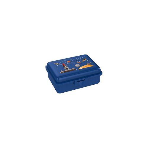 Fizzii Brotschale »Brotdose Weltraum«, blau