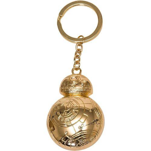 Joy Toy Schlüsselanhänger »BB- 8 vergoldeter Schlüsselanhänger Metall«