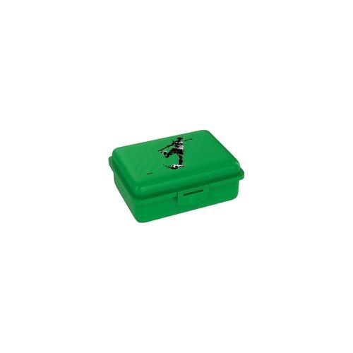 Fizzii Brotschale »Brotdose Rennwagen«, grün