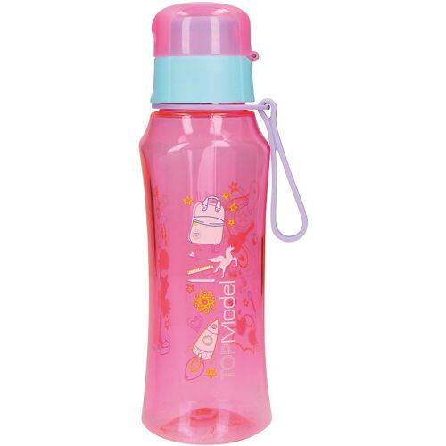 Depesche Trinkflasche »TOPModel Trinkflasche, pink, 500 ml«
