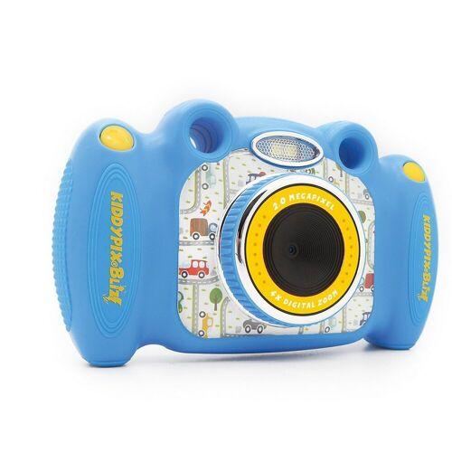 Easypix »Kinderkamera Kiddypix Blizz, blau« Kinderkamera, blau