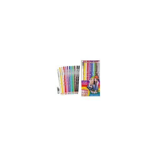 Depesche TOPModel Buntstifteset 12 Basic Farben