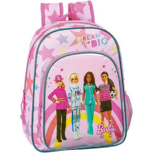 safta Kindergartentasche »Kinderrucksack Barbie Dream Big«