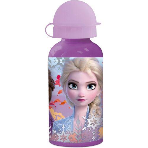 p:os Trinkflasche »Frozen II Aluflasche 400 ml«