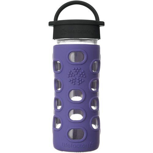 Lifefactory Trinkflasche, violett