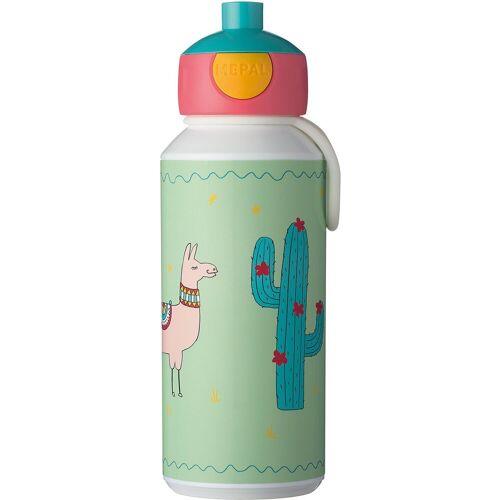 Rosti Mepal Mepal Trinkflasche pop-up campus Lama, 400 ml, grün