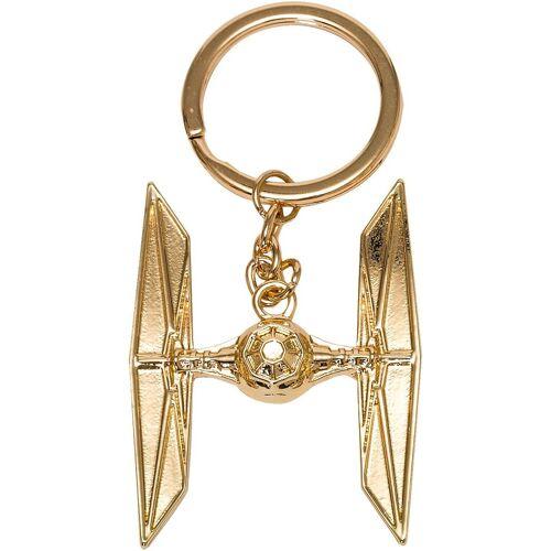 Joy Toy Schlüsselanhänger »Tie Fighter vergoldeter Schlüsselanhänger Metall«