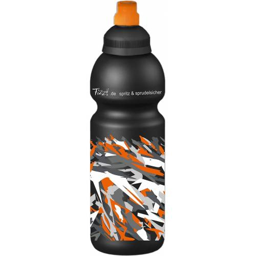 Fizzii Trinkflasche »Trinkflasche Graffiti, 600 ml«