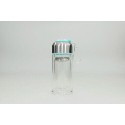 HTI-Line Trinkflasche »Trinkflasche Blau«, Trinkflasche