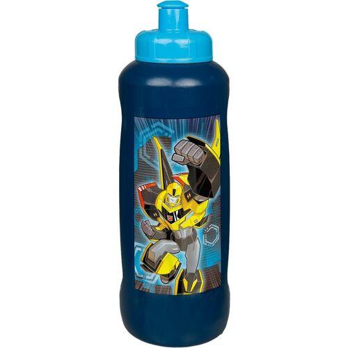 Scooli Trinkflasche »Trinkflasche Die Eiskönigin, 425 ml«, blau-kombi