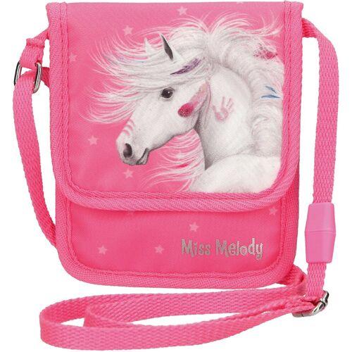 Depesche Brustbeutel »Miss Melody Brustbeutel pink«