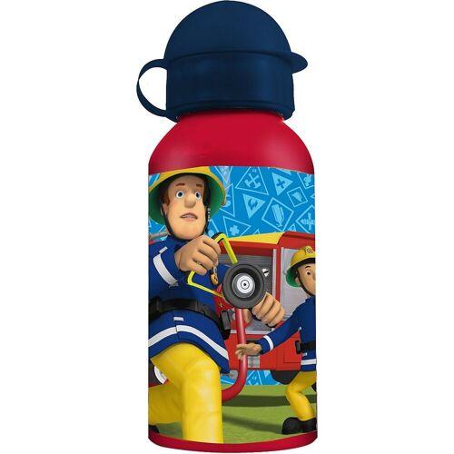 p:os Trinkflasche »Alu-Trinkflasche Lillebi. 400 ml«, orange