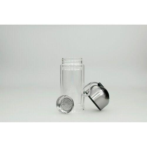 HTI-Line Trinkflasche »Trinkflasche Schwarz«, Trinkflasche