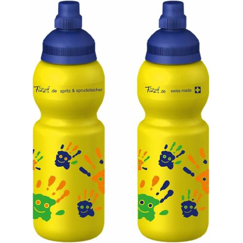 Fizzii Trinkflasche »Trinkflasche Hände, 330ml«