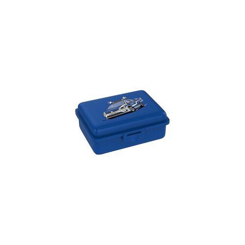 Fizzii Brotschale »Brotdose Rennwagen«, blau