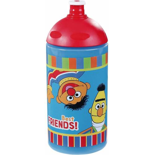 Nici Trinkflasche »Trinkflasche Ugly Dolls, 500 ml«, blau