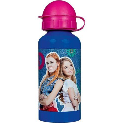 UNDERCOVER Trinkflasche »Alu-Trinkflasche emoji, 425 ml«