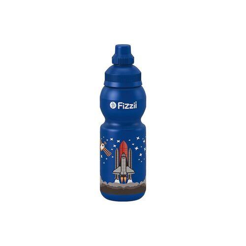 Fizzii Trinkflasche »Trinkflasche Pferd, 330 ml«, blau