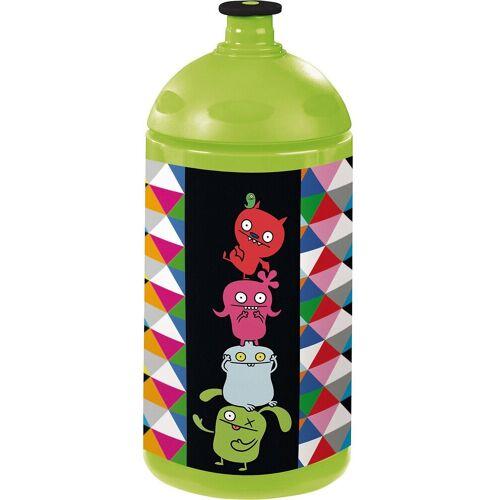 Nici Trinkflasche »Trinkflasche Ugly Dolls, 500 ml«, grün