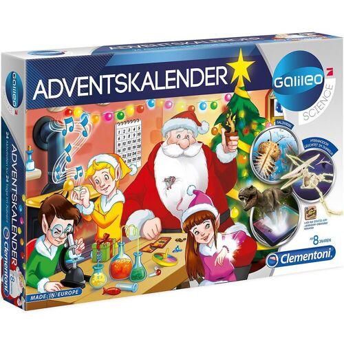 Clementoni® Spiel, »Galileo - Adventskalender 2018«