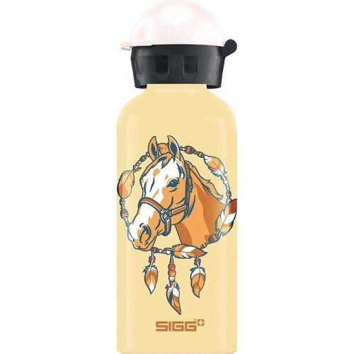 Sigg Trinkflasche »Alu-Trinkflasche Farmini, 400 ml«, gelb