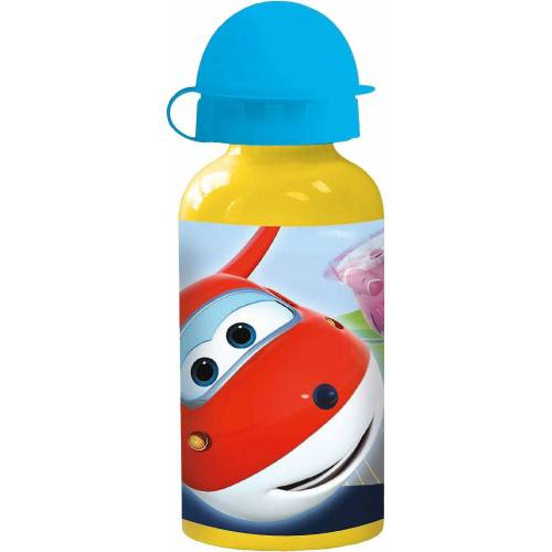 p:os Trinkflasche »Alu-Trinkflasche Superwings, 400 ml«
